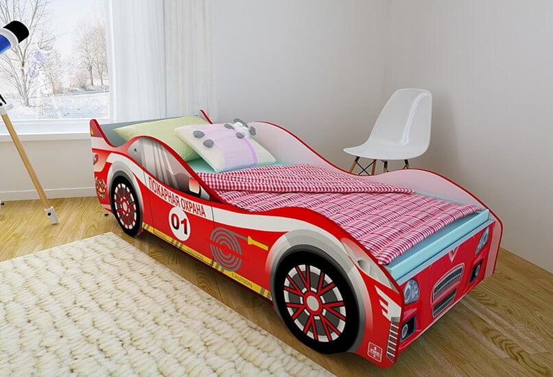 Транспорт для комфортного сна