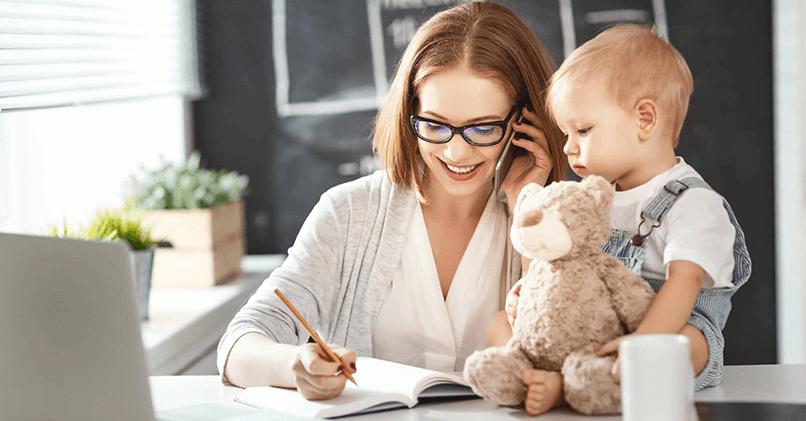 Курсы для мам в декрете