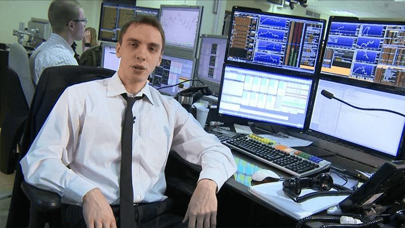 Обучение торговле в DC Trading