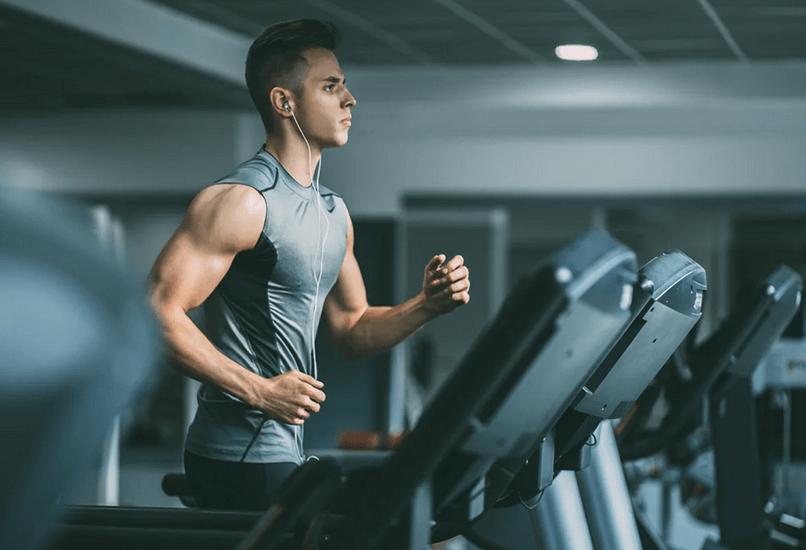 Спорт помогает отвлечься