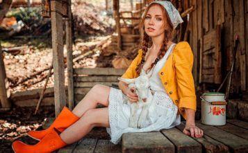 Деревенские блогеры
