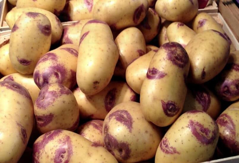 Картофель Улыбка