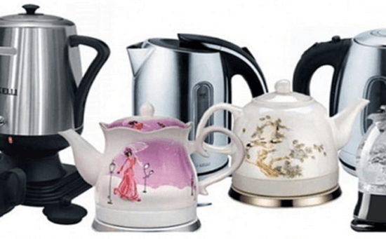 Лучшие электрические чайники