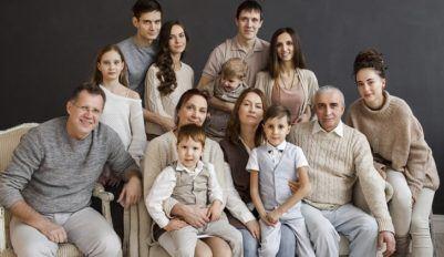 Близкие родственники: свояченица, кума, золовка и многие другие