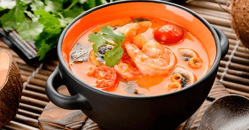 Национальные супы