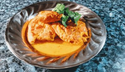 Куриное филе в духовке