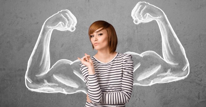 Как стать сильным