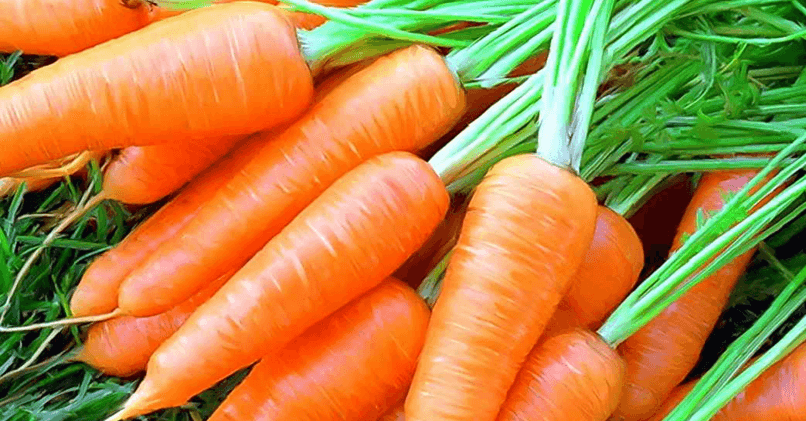 Как убрать морковь