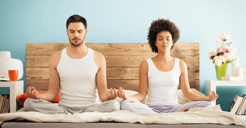 Медитируйте вместе