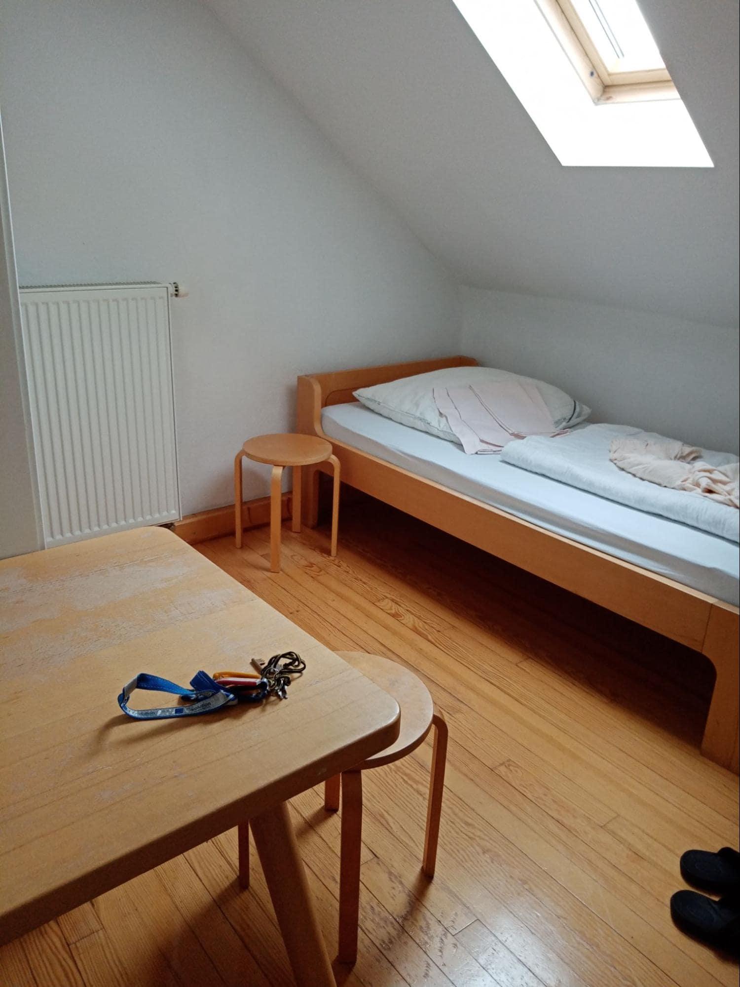 Моя комната в Доме Спона